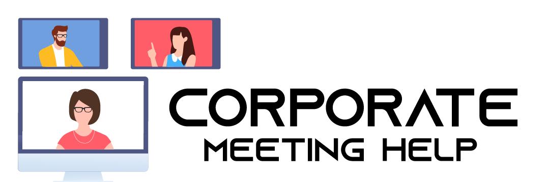 Corporate Meeting Help